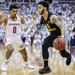D'Mitrik Trice played great defense on Markus Howard, Marquette's leading scorer.