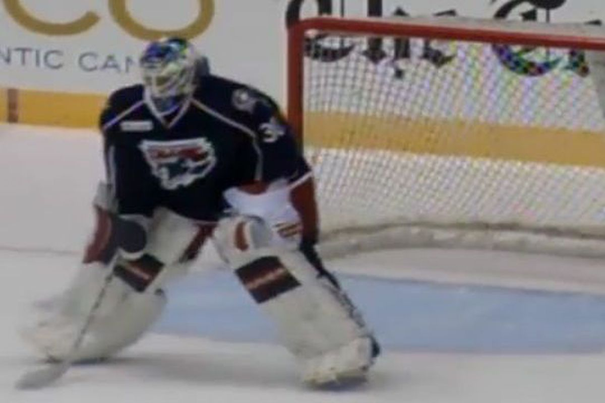 Another big week for C-Mac in the Falcons net