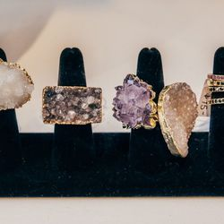 """Rings at Valley Tribeca. Photo by <a href=""""http://peladopelado.com"""">Driely S.</a>"""
