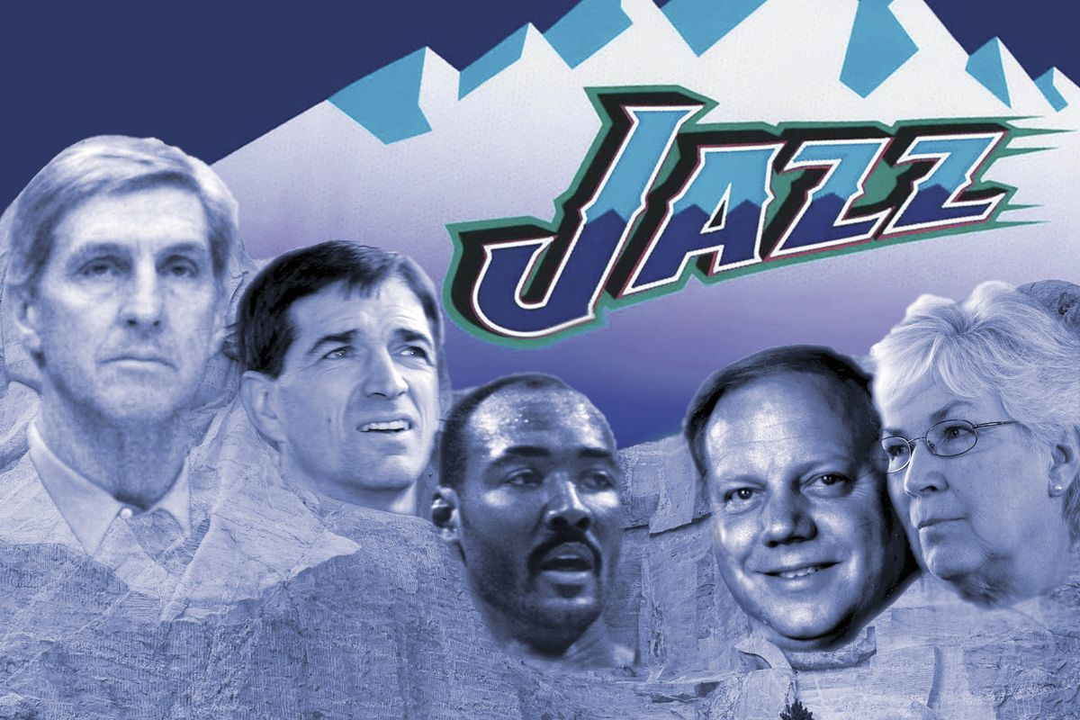 Utah Jazz Mount Rushmore: The faces behind the franchise's sustained success