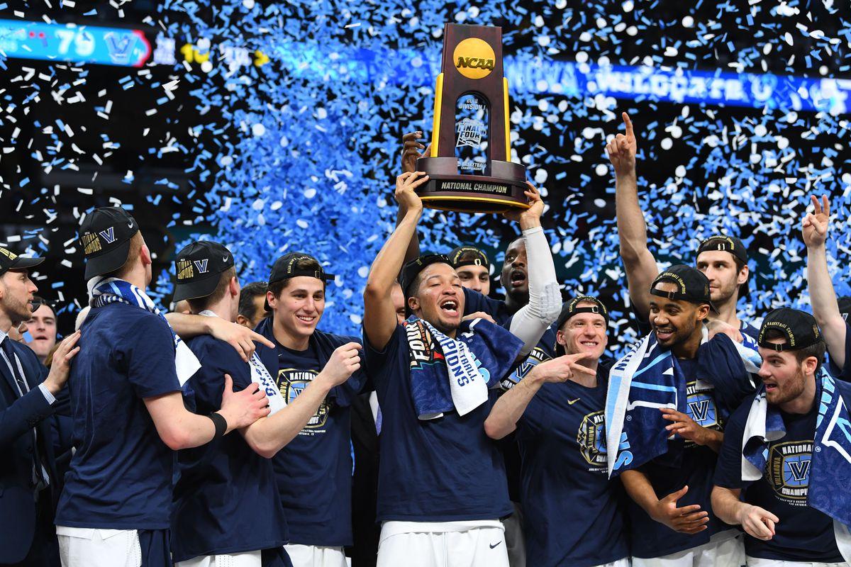 NCAA Basketball: Final Four Championship Game-Michigan vs Villanova