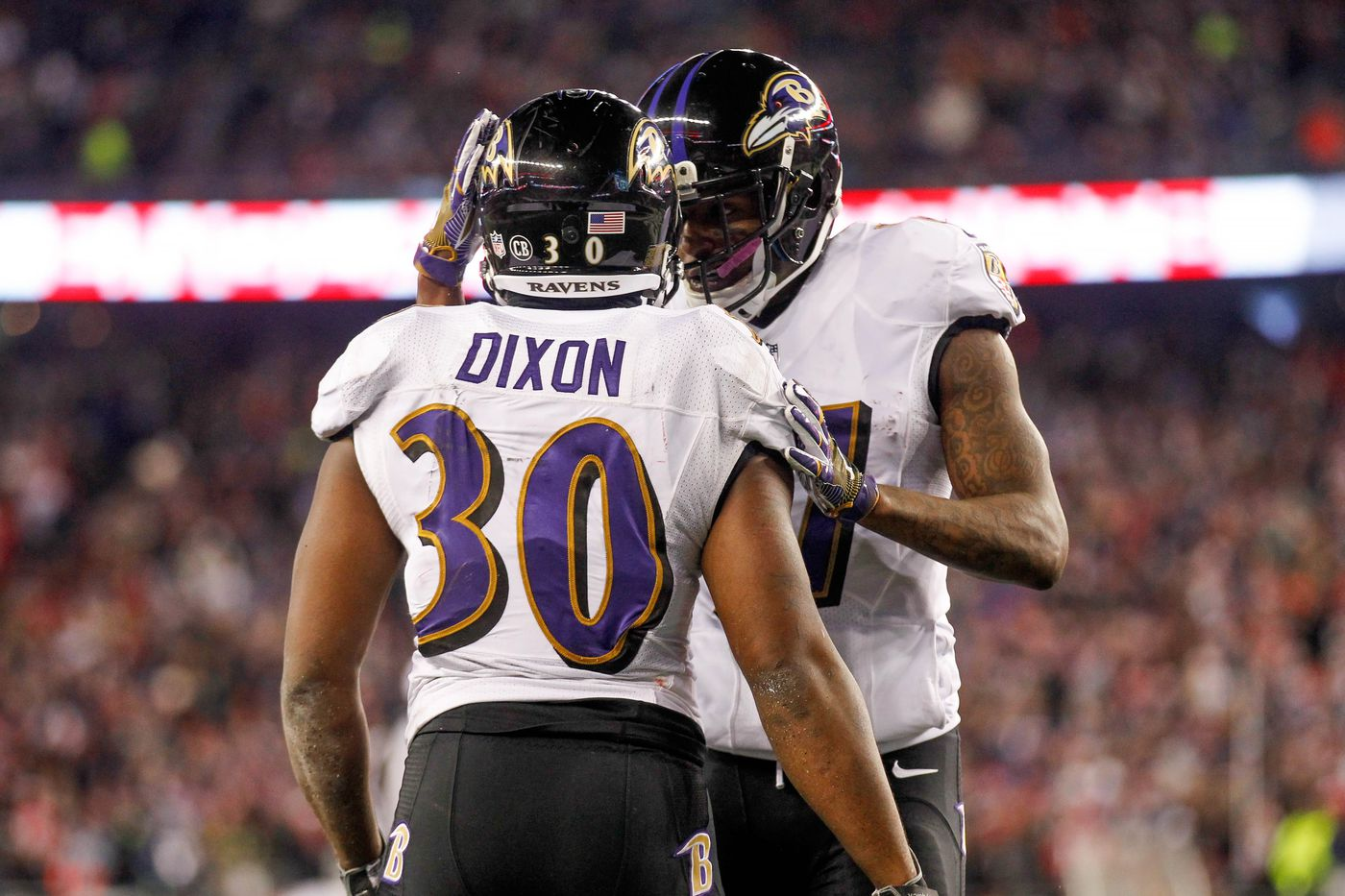 Kenneth Dixon suspended another two games, this time, for ...