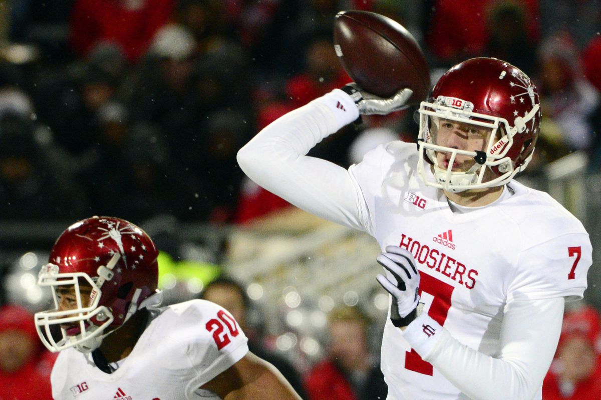 Indiana hosts Purdue for the Bucket: Game Thread - The ...