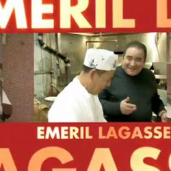 """<a href=""""http://eater.com/archives/2011/05/05/emeril-lagasse-eater-interview.php"""" rel=""""nofollow"""">Emeril Lagasse on His New Show The Originals With Emeril</a><br />"""