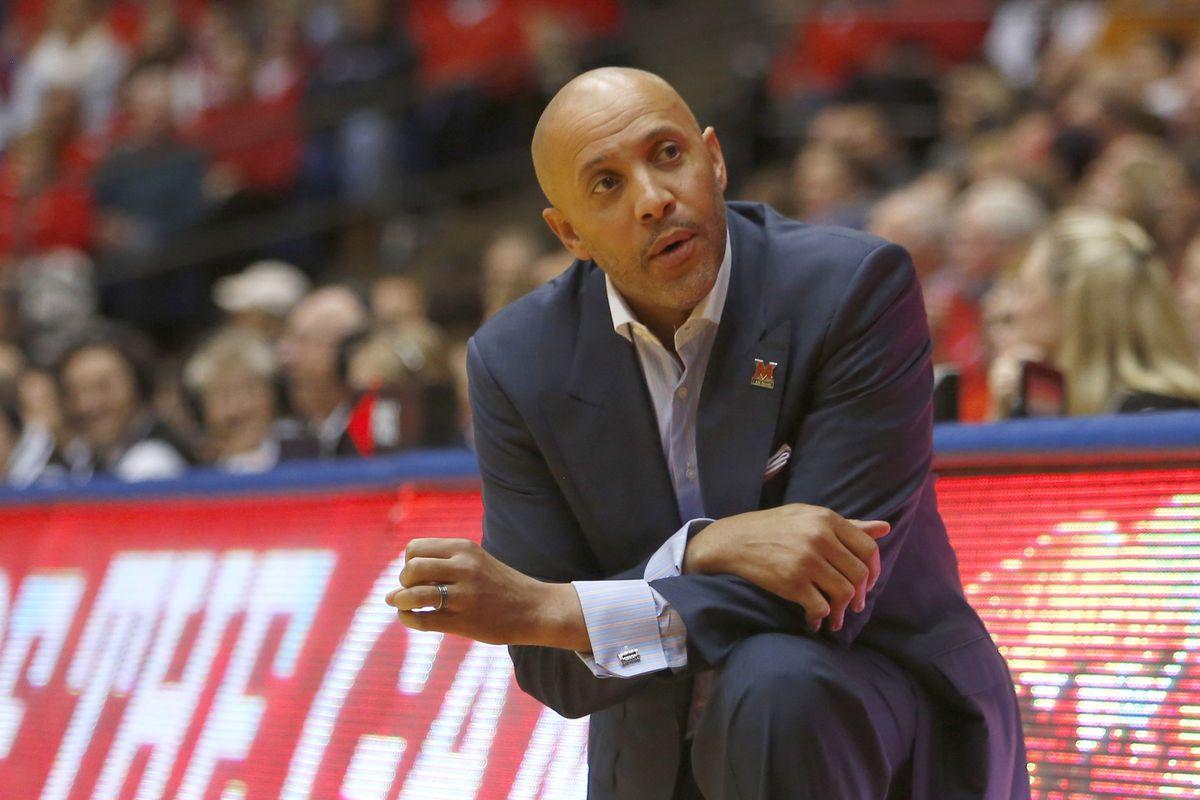 NCAA Basketball: Miami (OH) at Dayton
