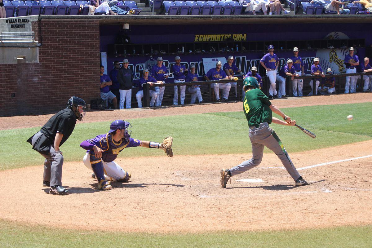USF Baseball vs. ECU