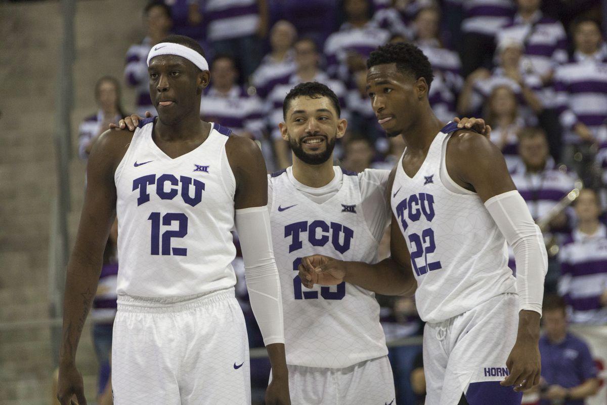 TCU Basketball vs Baylor | January 5, 2019 | Fort Worth, TX