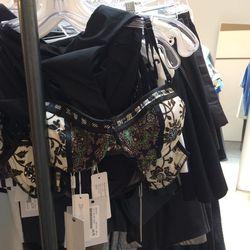 Zimmermann bikini top, $82.50 (was $275)