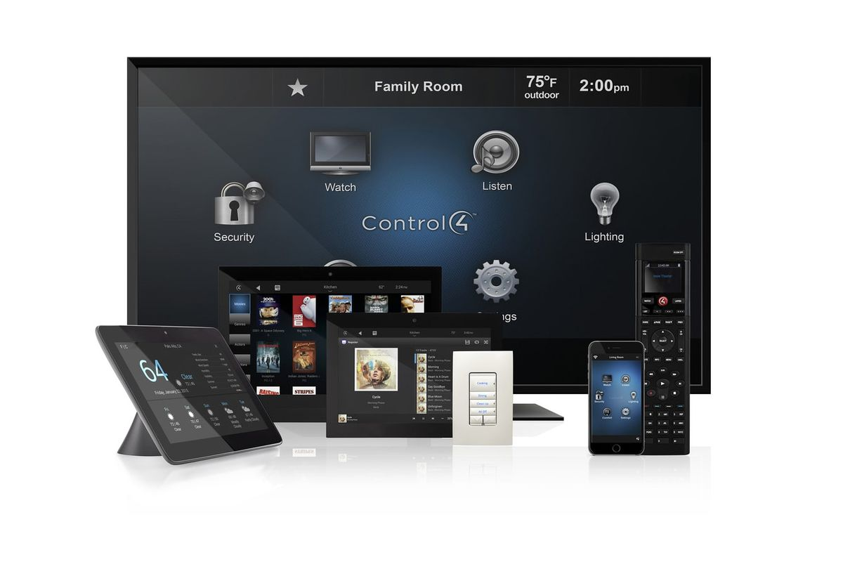 control4 media controller manual