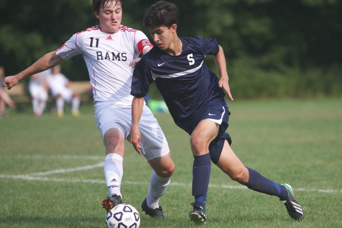 Yousef Shahin: Man of the Match at New Canaan.