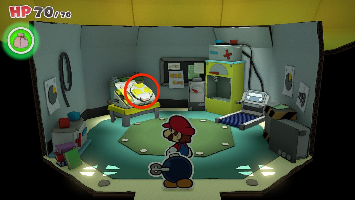 Paper Mario: The Origami King guide – Picnic Road collectibles locations