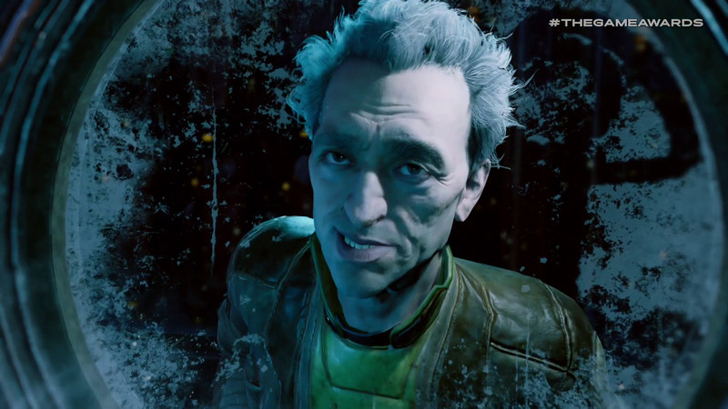 The Outer Worlds - old guy