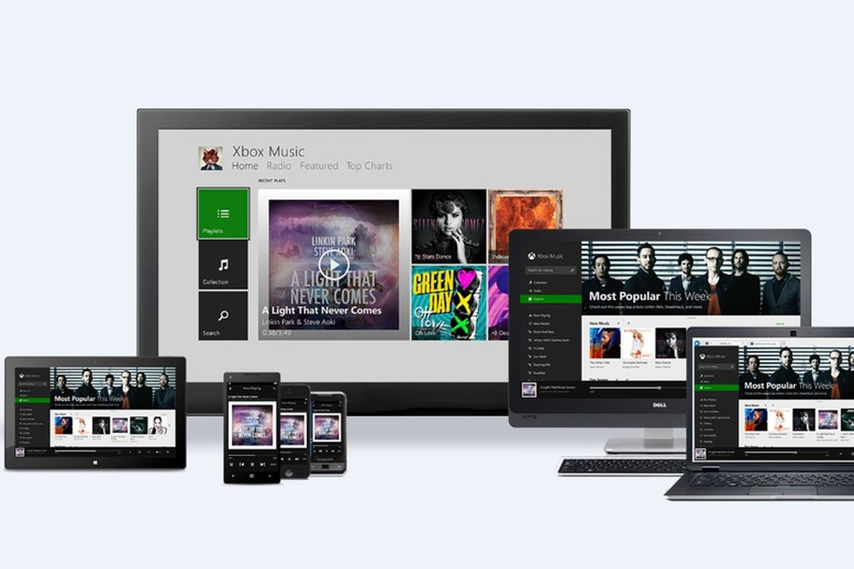 Xbox Music expands to iOS, Android today and Xbox One at launch