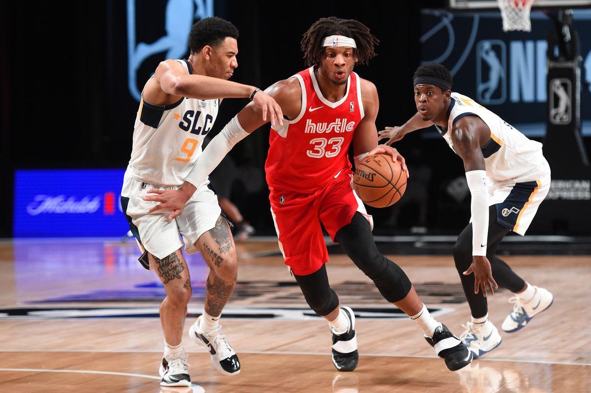 Salt Lake City Stars v Memphis Hustle