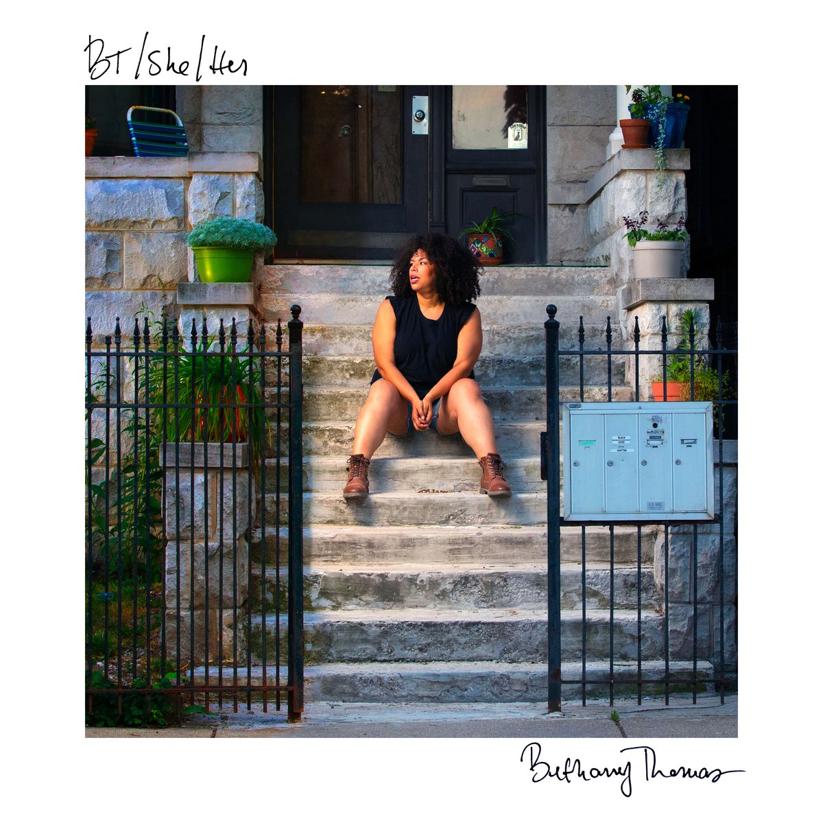 """Bethany Thomas recorded """"BT/She/Her"""" at Chicago's Sound Vault Studios."""