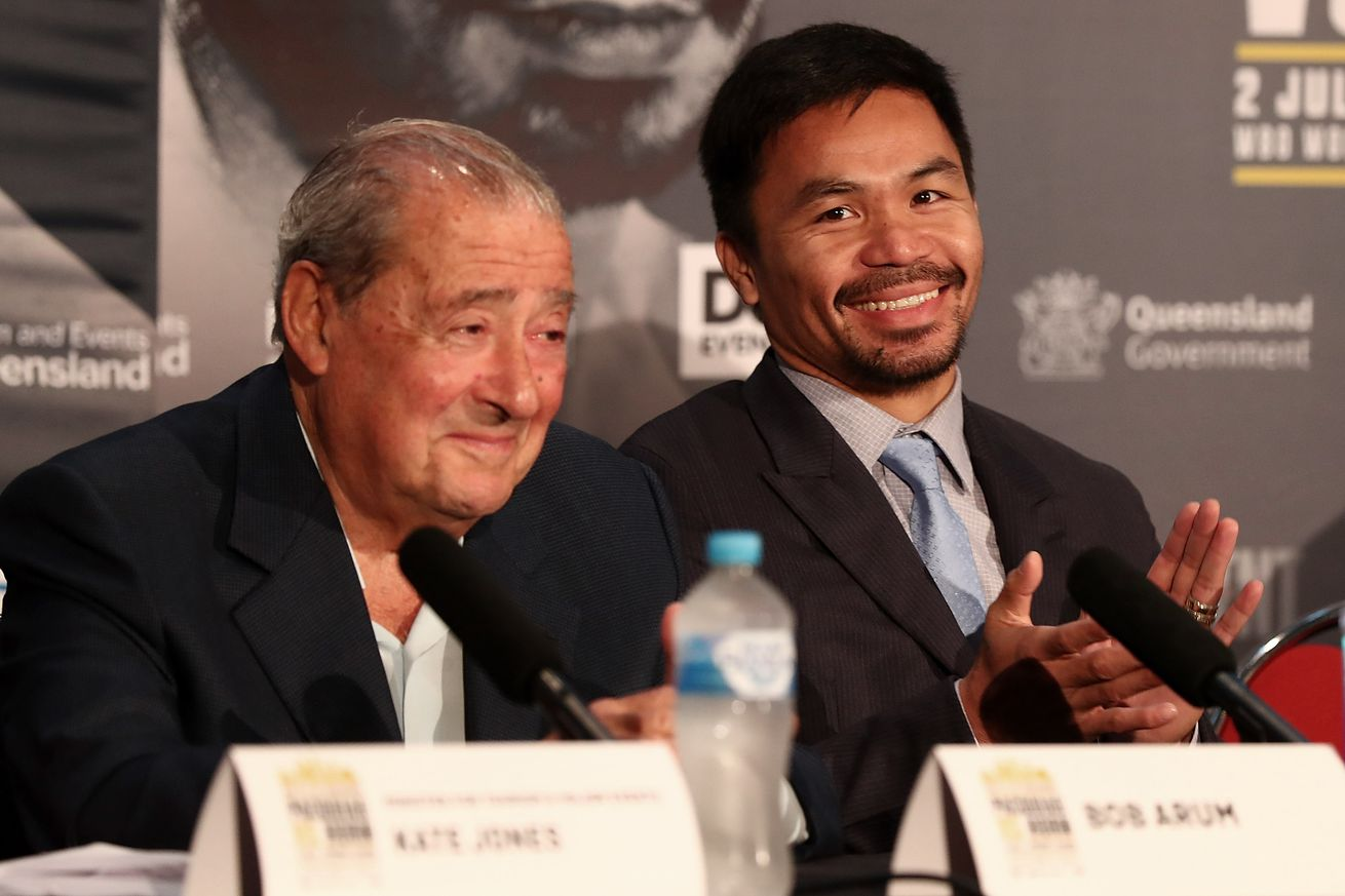 673110316.jpg.0 - Roundup (June 14, 2019): Arum on Pacquiao, PBC for sale, more