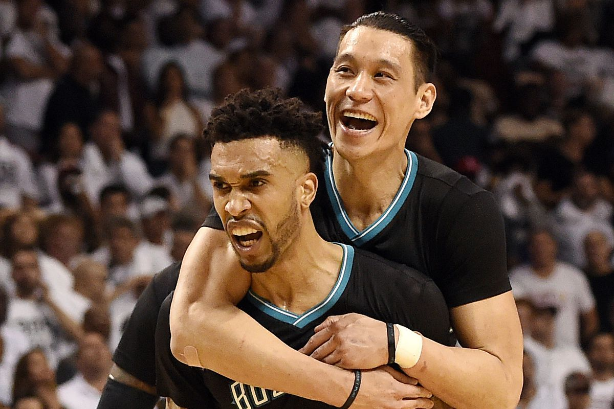 Jeremy Lin and Courtney Lee each played a large role in the Hronets' success this season. But will either be back with the team next year?