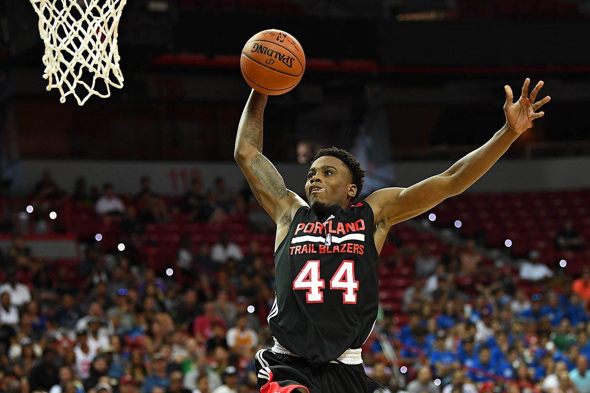 Trail Blazers Defeat Spurs, Advance to Semi-Finals of 2017 NBA Summer League Playoffs Bracket ...