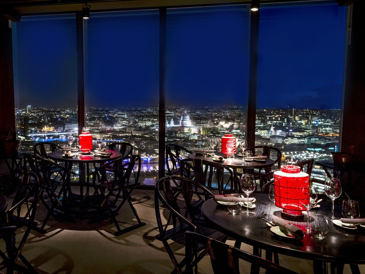 The Most Romantic London Restaurants Perfect For A Date Night Eater London