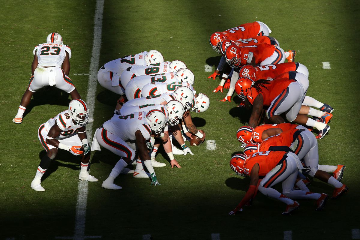 Espn S Football Power Index Projects Uva To Be Right On The Cusp Of Bowl Eligibility Streaking The Lawn