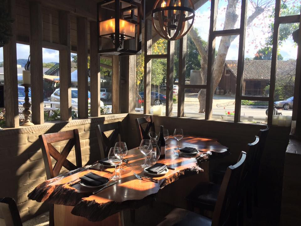 The Best Restaurants Bars And Cafes Around Monterey Eater Sf