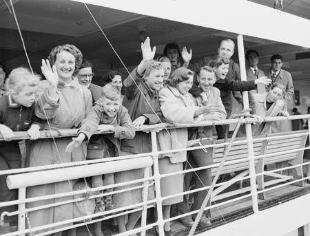 Dutch Migrants to Australia