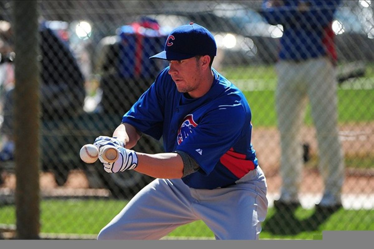 It was all Chris Rusin today in the Iowa Cubs 2-1 win over Memphis. Credit: Kyle Terada-US PRESSWIRE