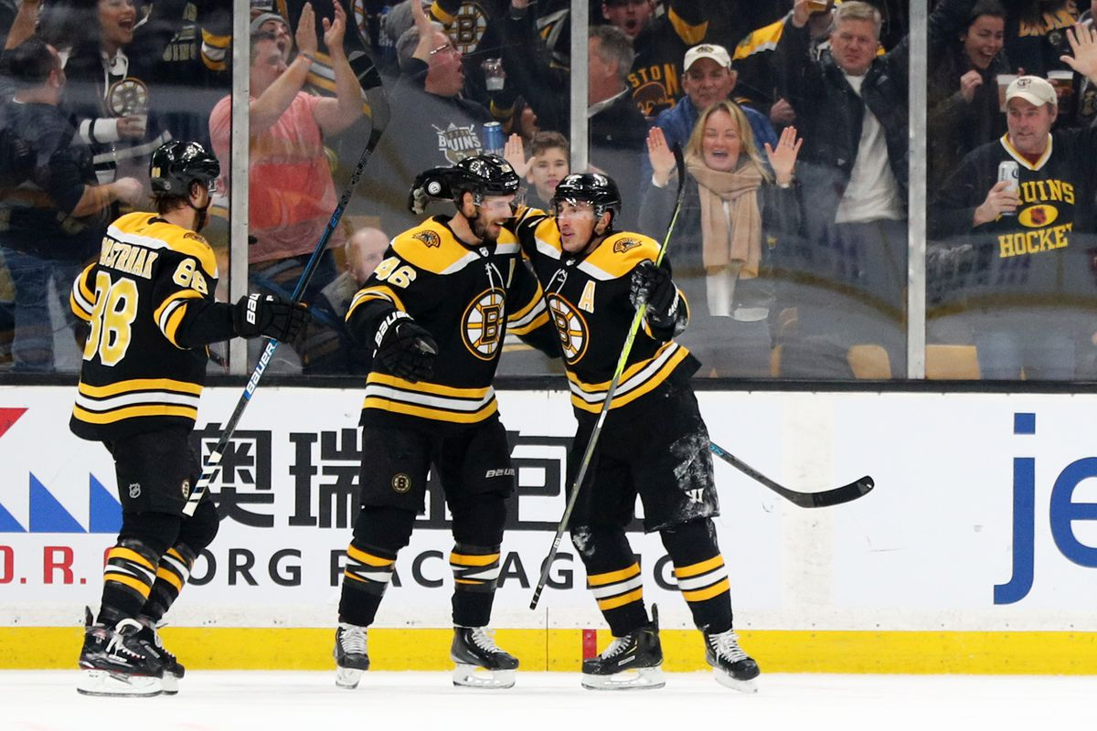 Arizona Coyotes v Boston Bruins