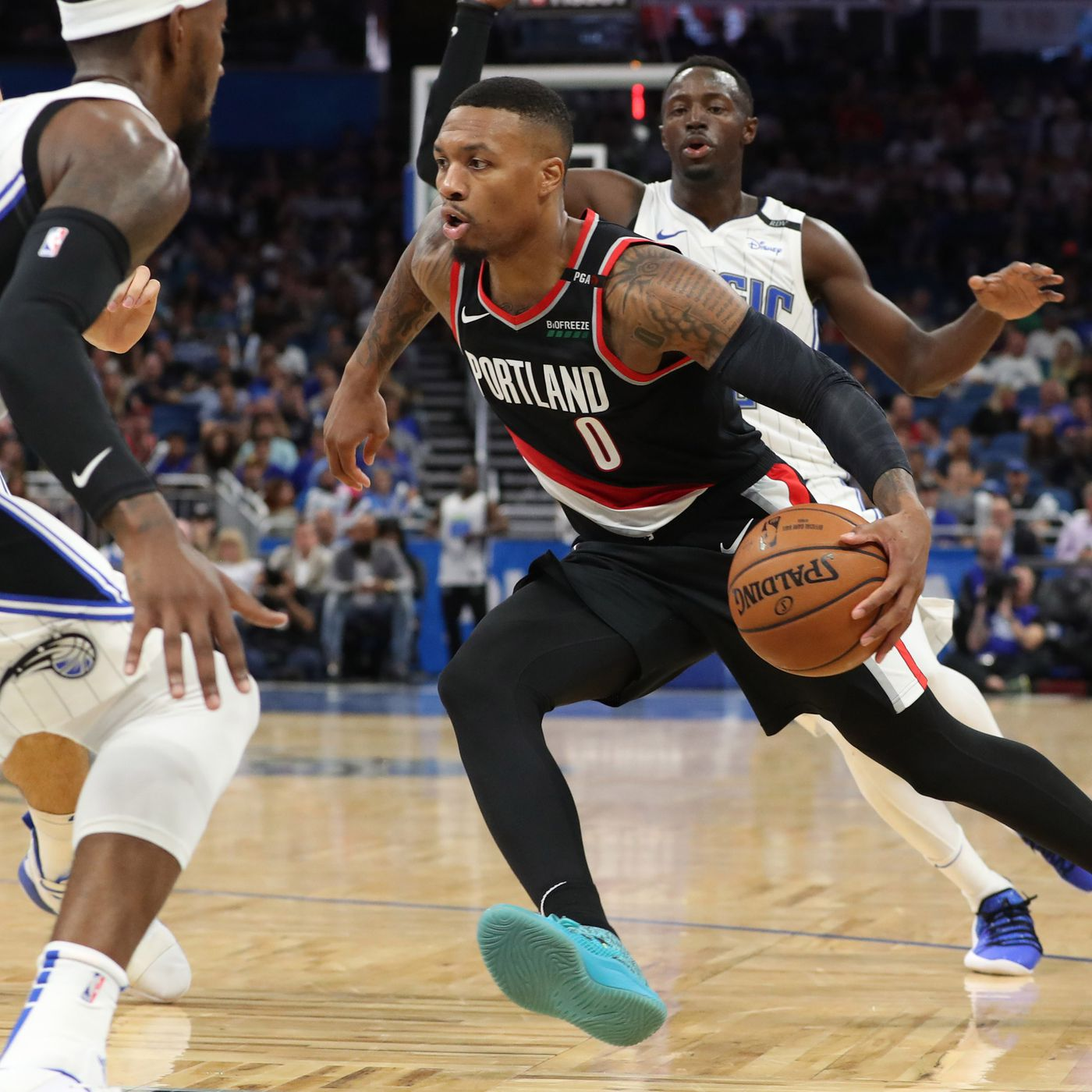 Possible Images Of Damian Lillard S New Adidas Dame 5 Shoes Surface Blazer S Edge