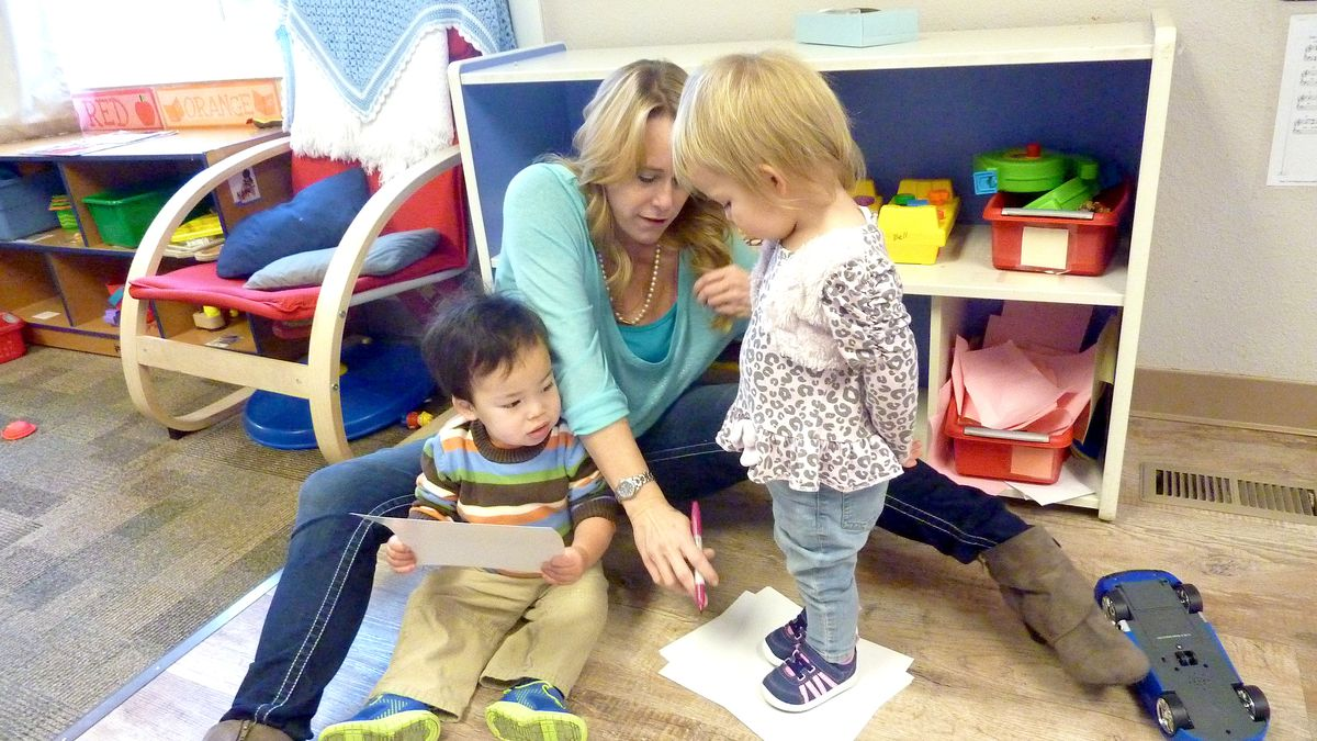 Loveland's Teaching Tree Early Childhood Learning Center was one of the first two centers in the state to get a Level 5 rating in the Colorado Shines rating system.