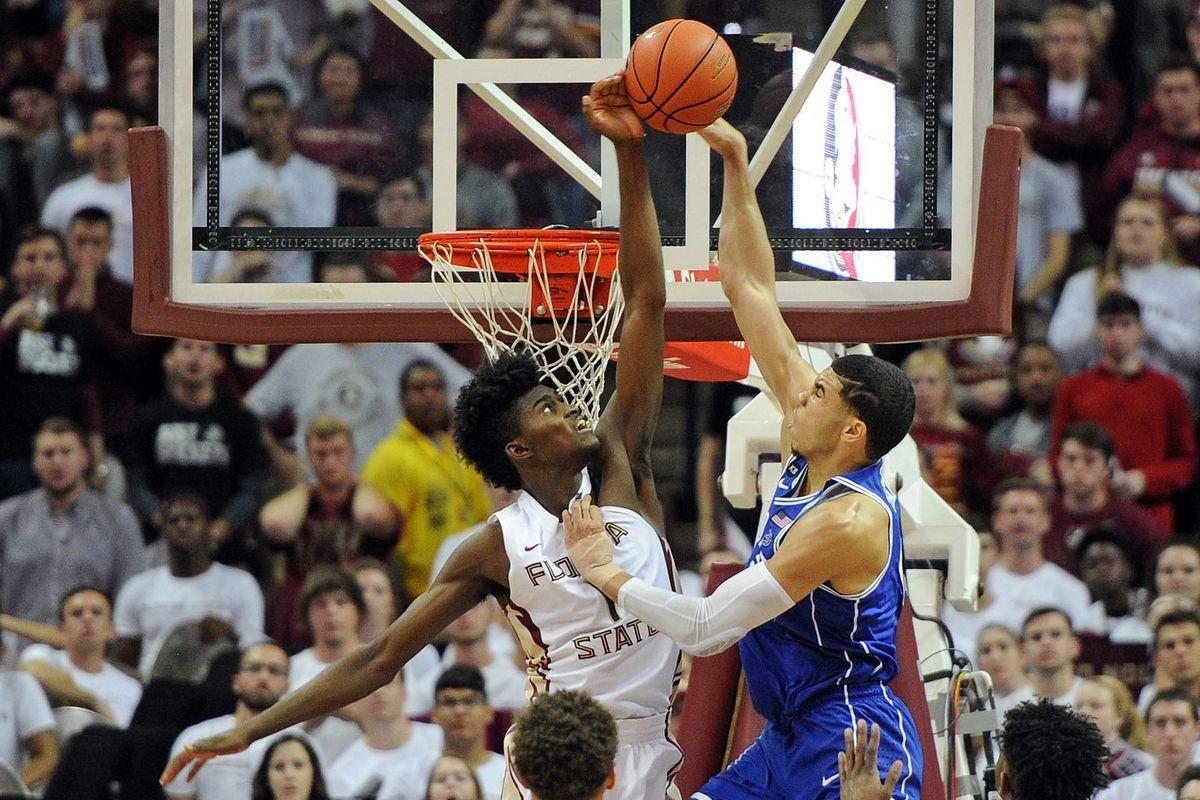 NCAA Basketball: Duke at Florida State
