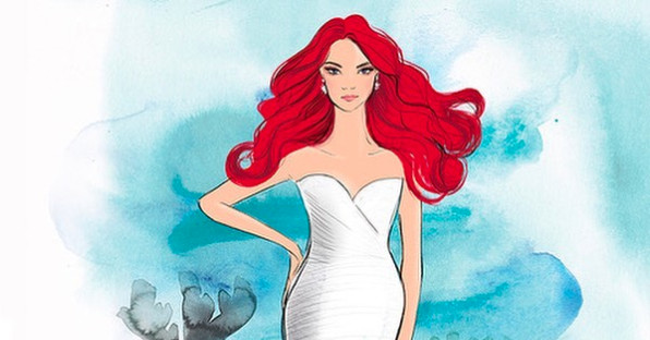 Disney, Allure Bridal to launch princess-inspired wedding gowns