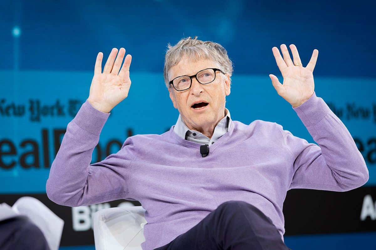 Bill Gates is now the leading target for coronavirus falsehoods ...