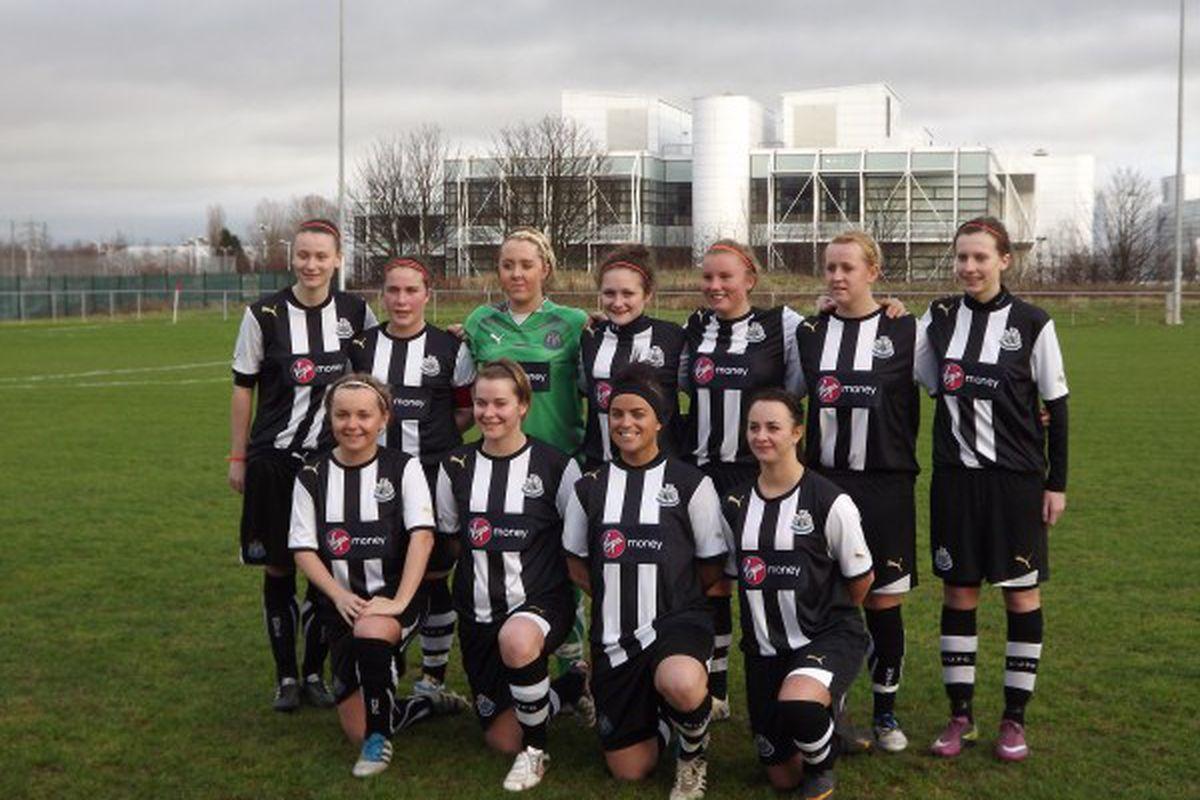 Newcastle United Women's Football Club