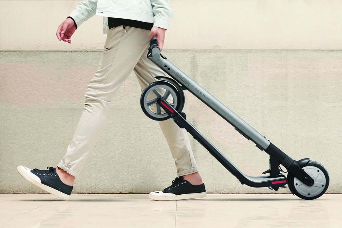 Ninebot's Segway electric scooters are discounted for