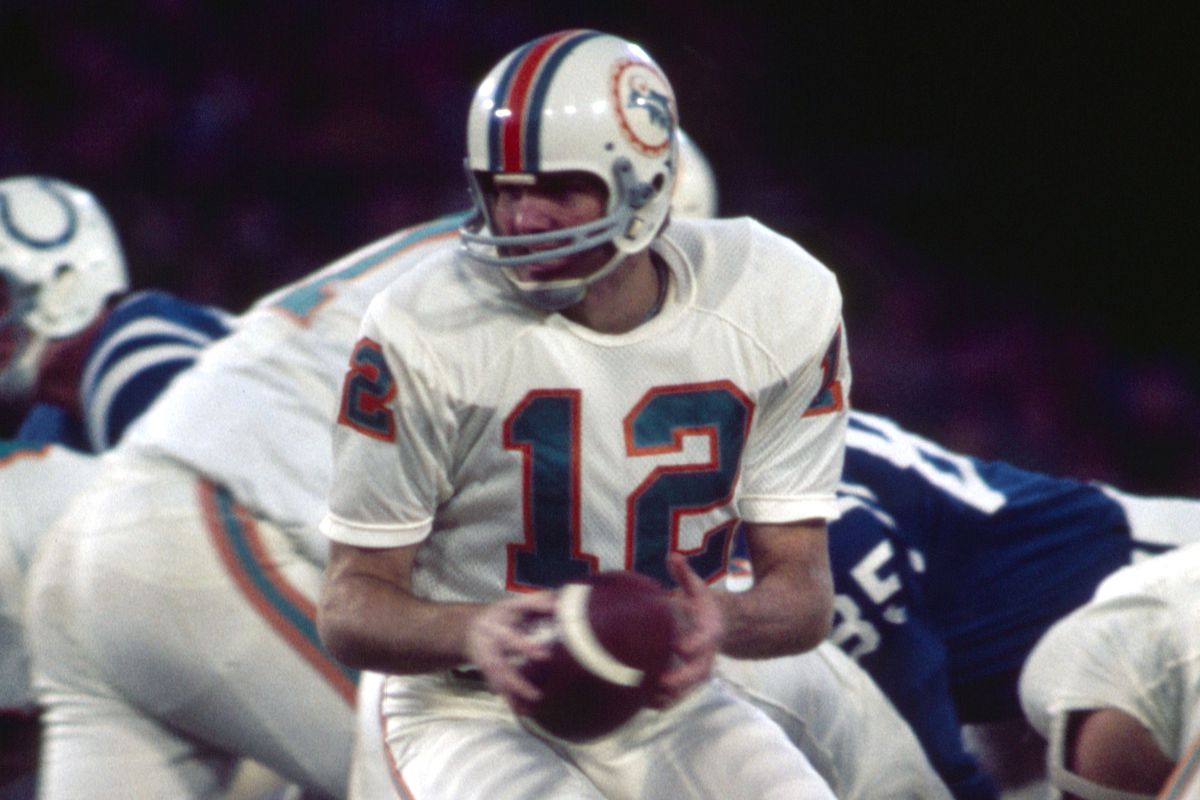 The Dolphins found their quarterback with the No. 4 overall selection in 1967.