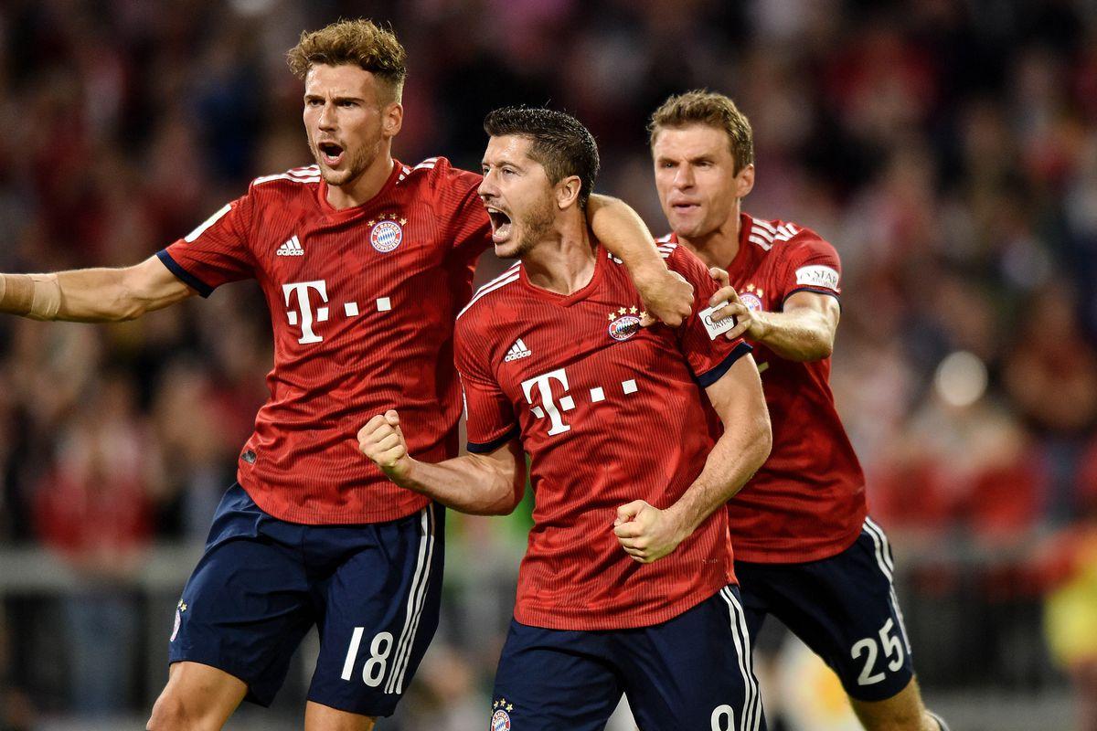 Bayern Munich overcome dirty, stinking Hoffenheim 3-1 to ...