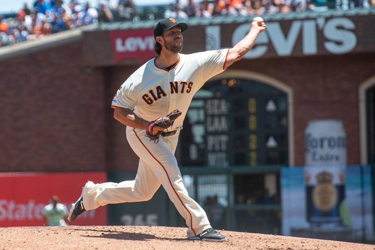 MLB: Los Angeles Dodgers at San Francisco Giants