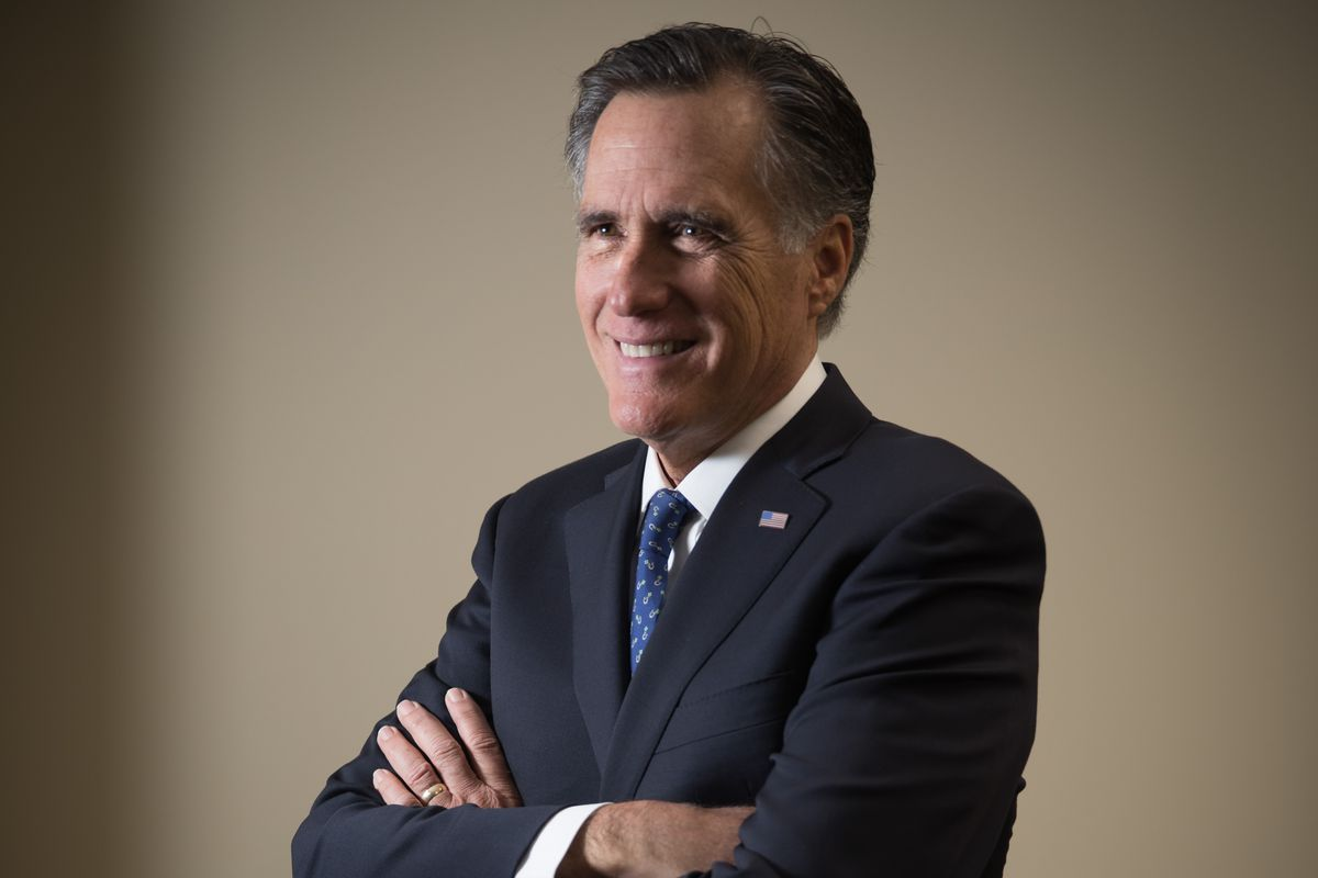 Mitt Romney Proposes Patriot Pay Boost For Frontline Workers