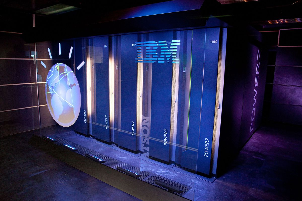 IBM trains Watson to be a cyber security cop