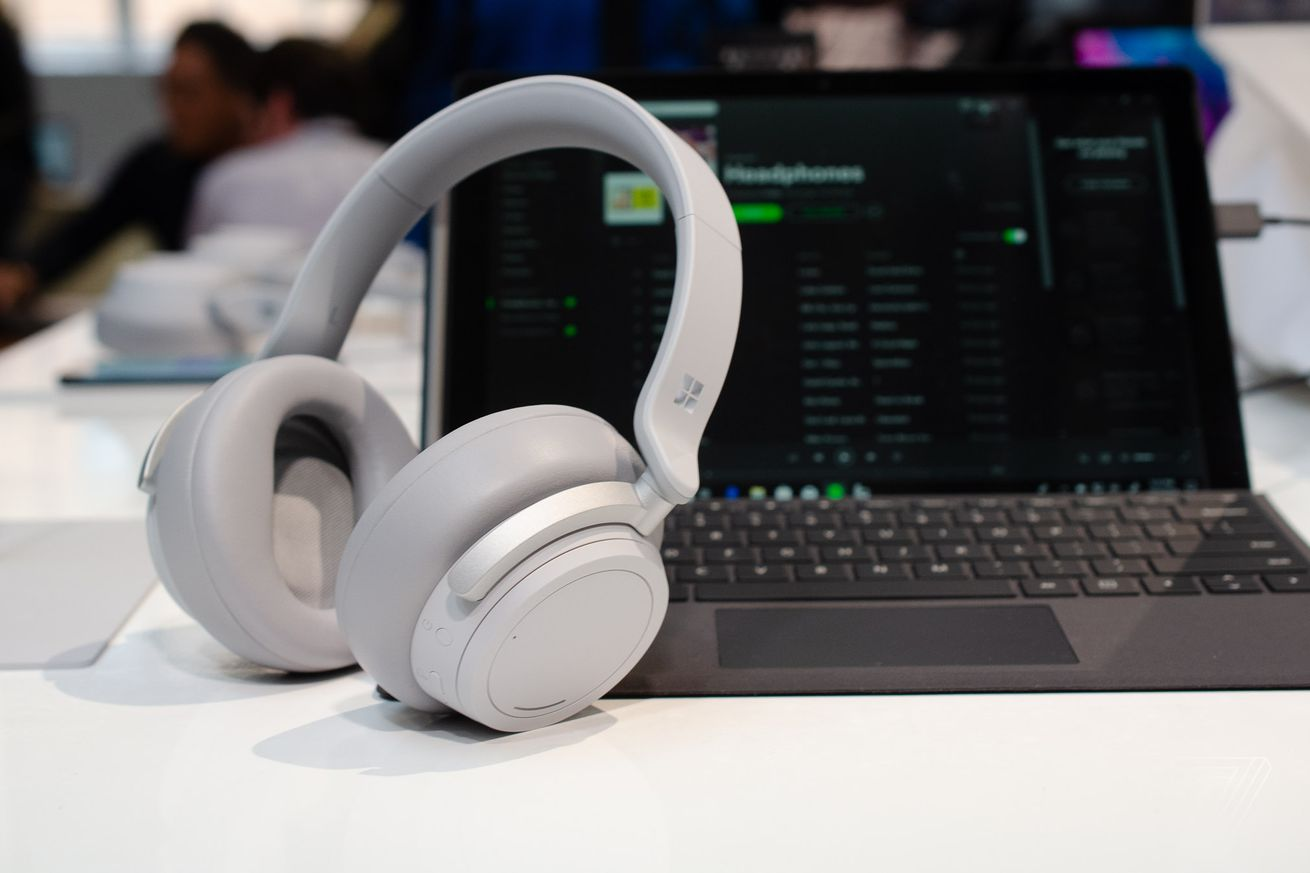 microsoft s new surface headphones launch on november 19th