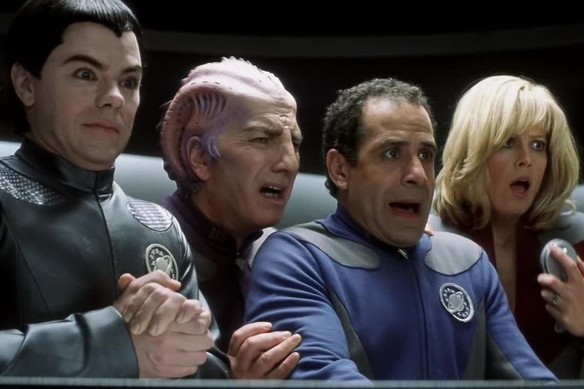 Galaxy Quest TV series finds home at Amazon - Polygon