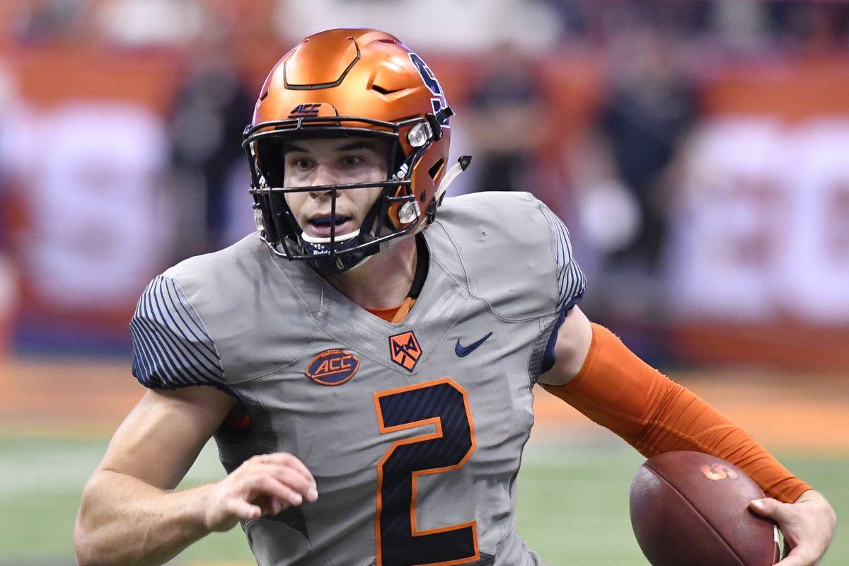 NCAA Football: Virginia Tech at Syracuse