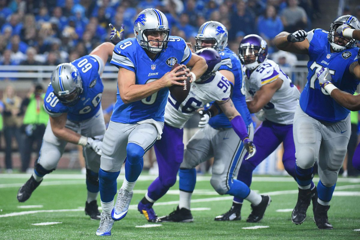 0bf3fcc2 Vikings at Lions Preview: Thanksgiving Seconds - Daily Norseman