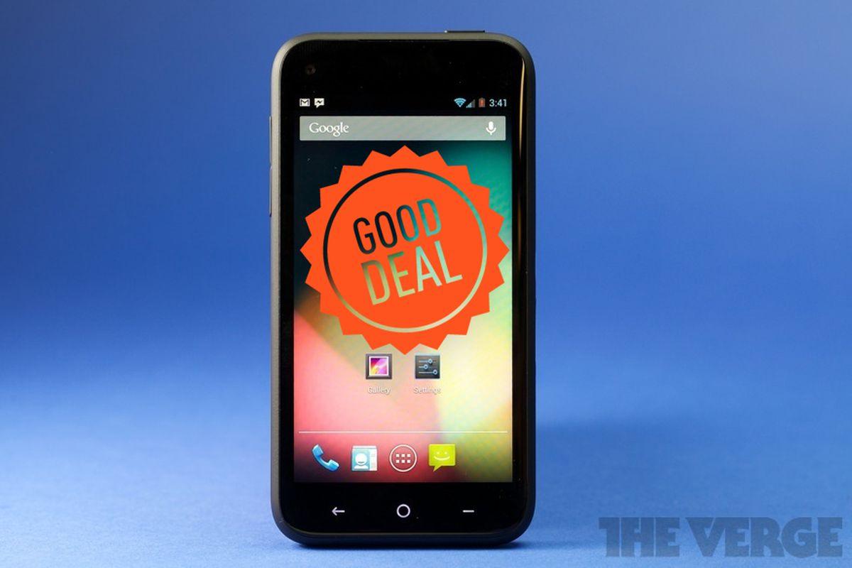 HTC First Good Deal