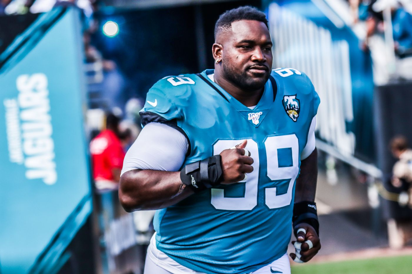 Jaguars to decline Marcell Dareus final-year option - Big Cat Country
