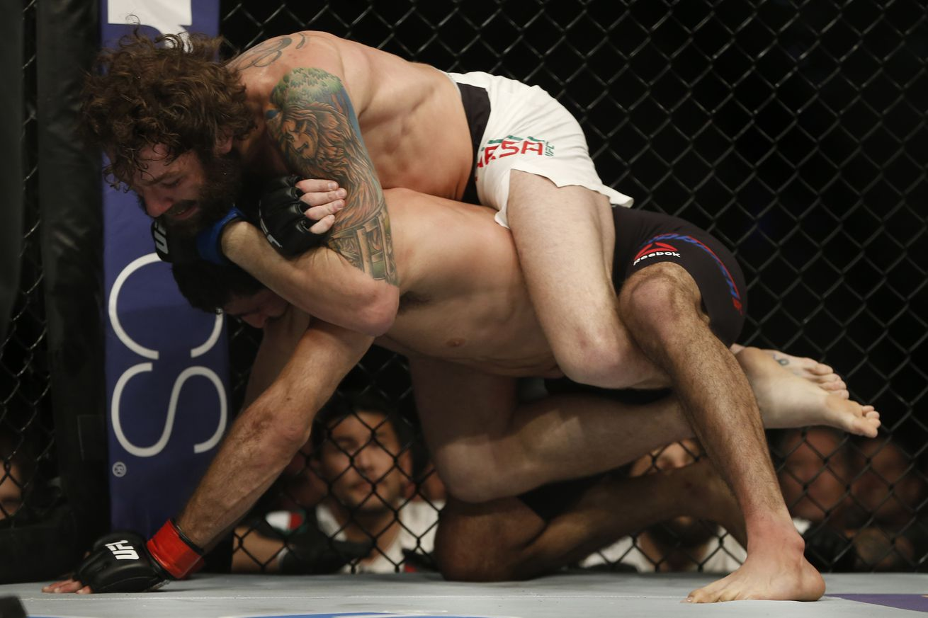 community news, UFC Fight Night 112 fight card: Michael Chiesa vs Kevin Lee preview