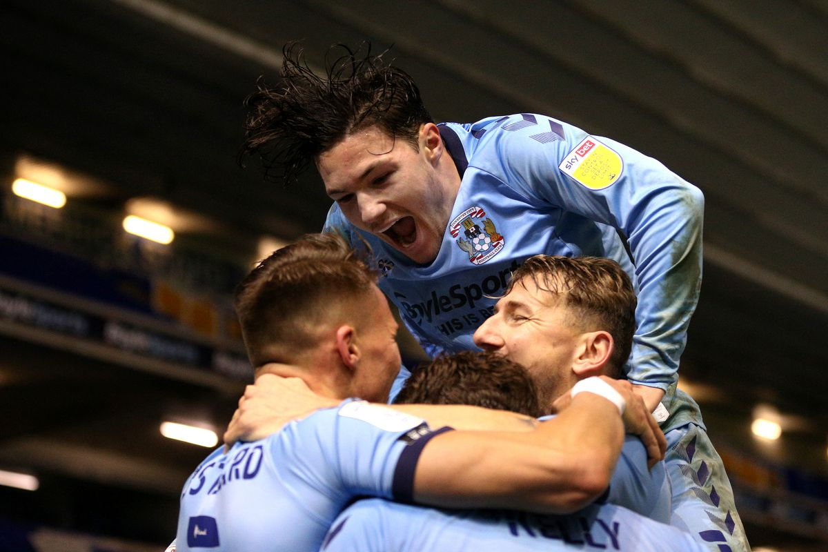 Coventry City v Rotherham United - Sky Bet Championship