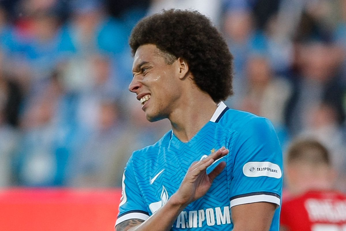 Reports Axel Witsel snubs Juventus in favor of massive paycheck