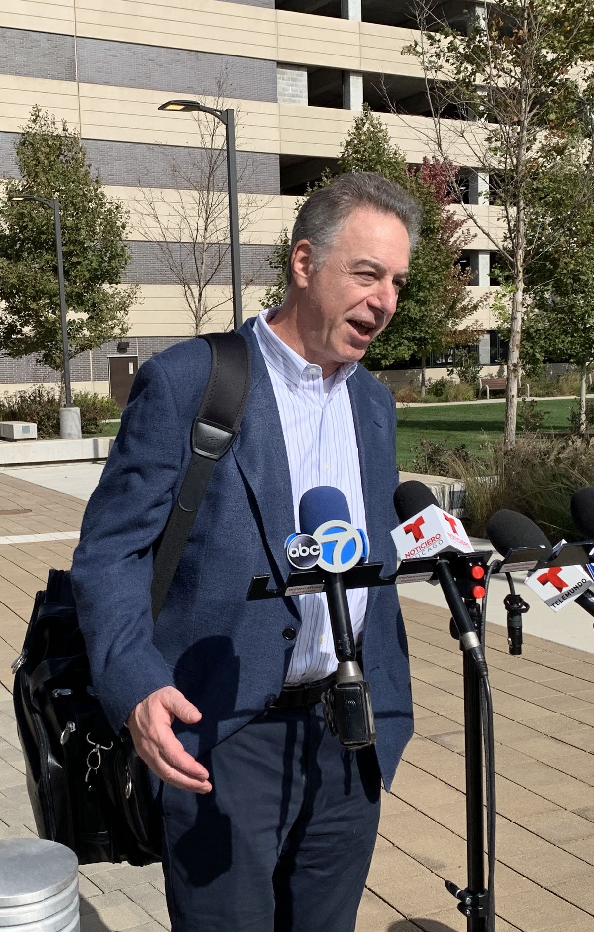 """CTU General Counsel Robert Bloch said the union and the city were """"working off the same page now"""" before heading into contract negotiations on Saturday."""